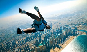Skydiven Dubai